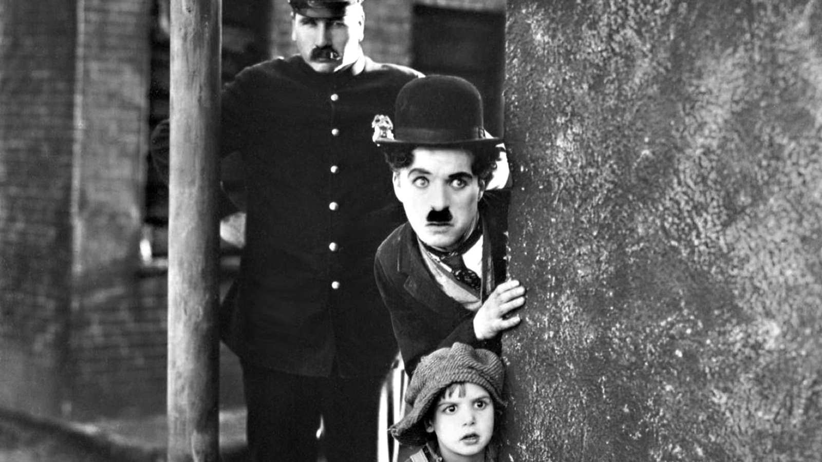 Chaplins pojke (1921)