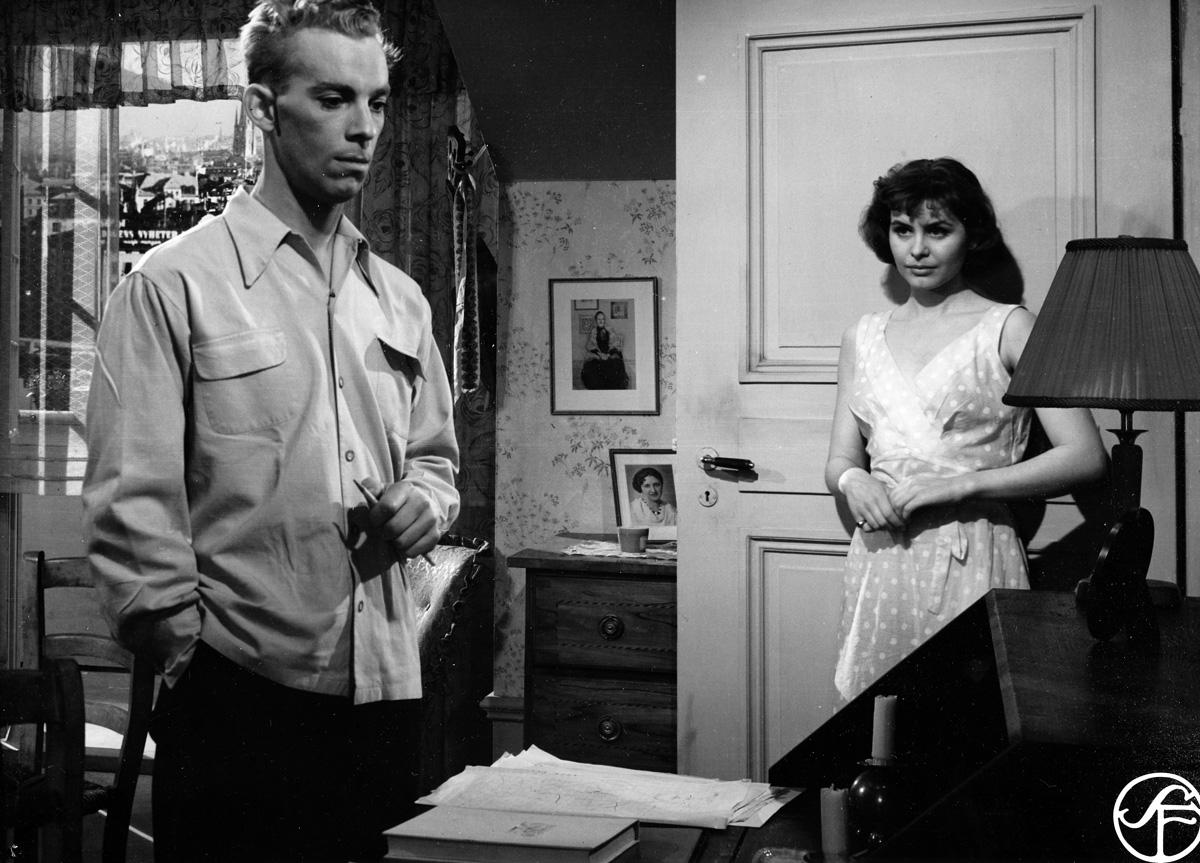 Vi tre debutera (Hasse Ekman, 1953)