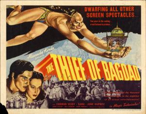 Tjuven i Bagdad (1940)