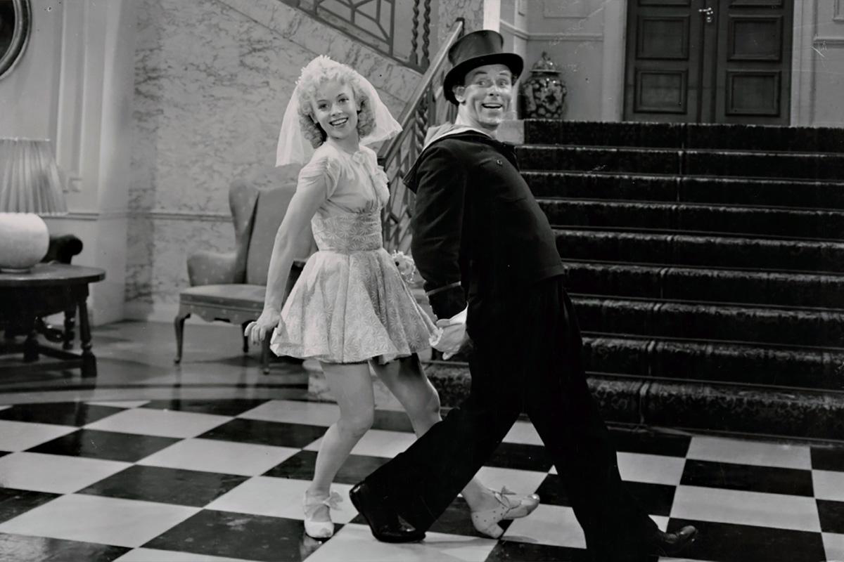 Blåjackor (1945)