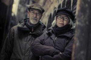 Gunilla Jonsson och Michael Petersén. Foto: Rosie Alm.