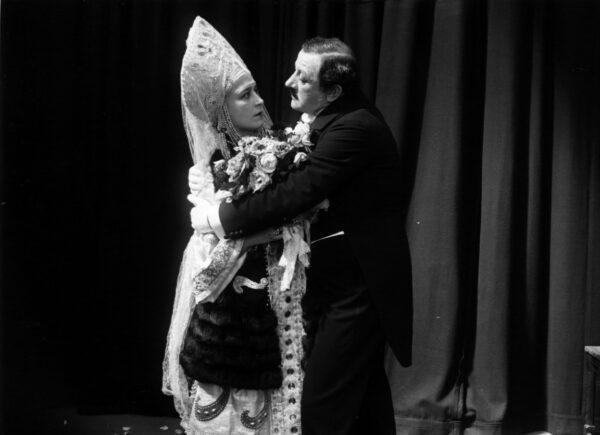 De landsflyktige (1921)