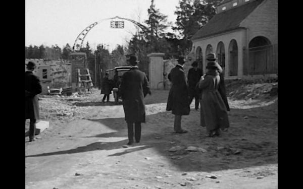 Bild från Veckorevy 1921-04-09.