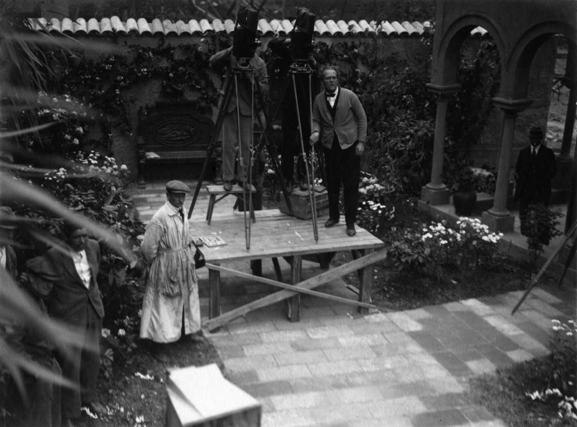 Vem dömer (1922)